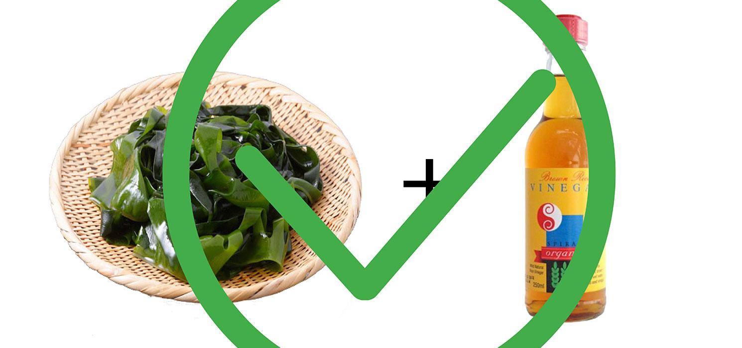 cookingwithyoshiko-vinegar-and-wakame