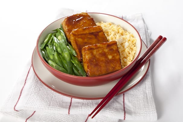 Colourful tofu teriyaki bowl cooking with yoshiko colorful tofu teriyaki bowl vegetarian cookingclass vegan glutenfree forumfinder Choice Image