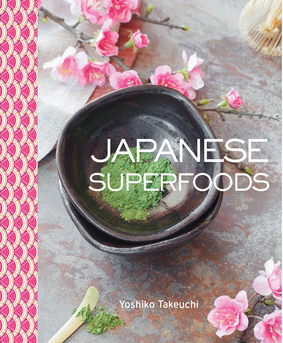 Japanese Superfoods Hard Cover