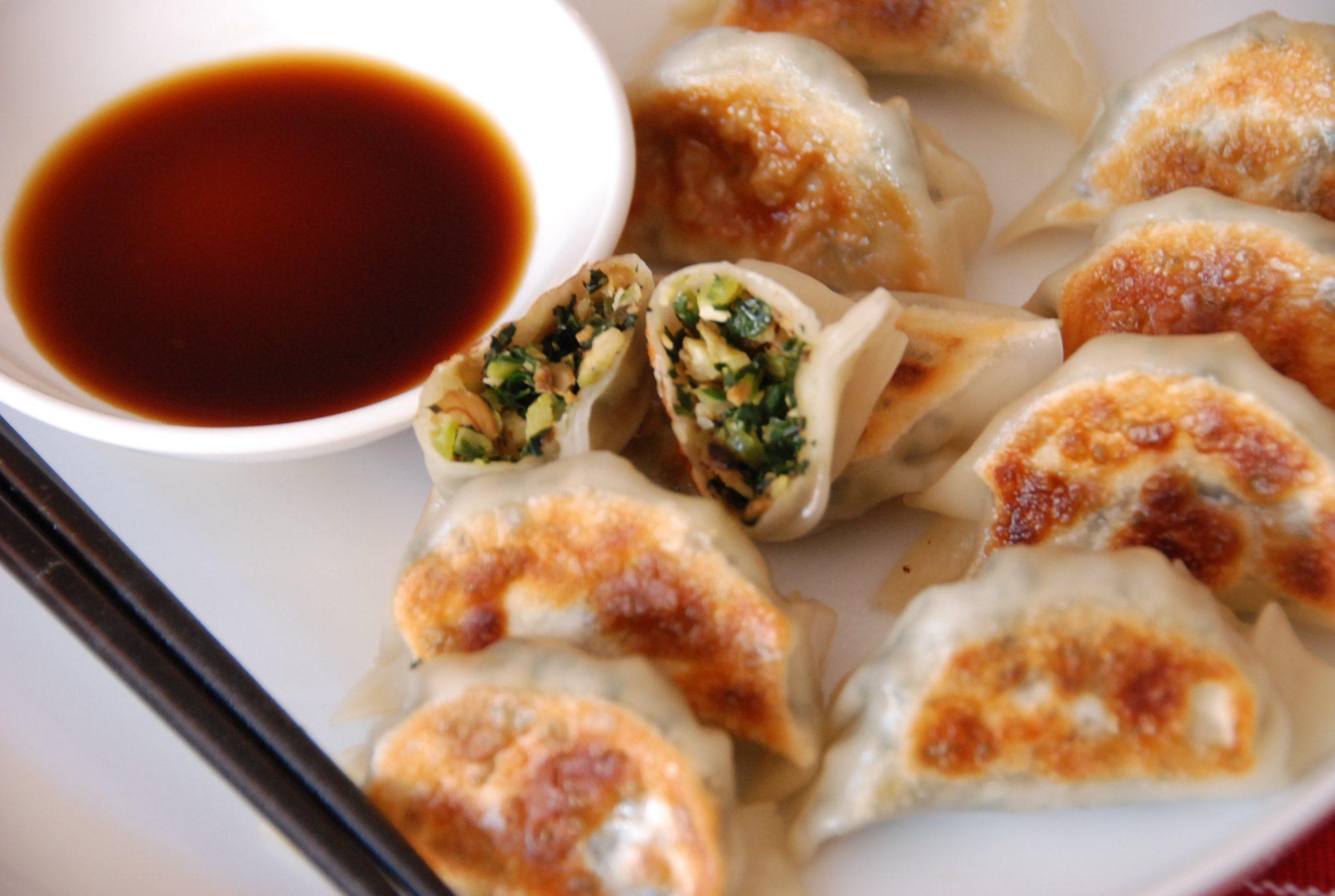gyoza class sydney-vegetarian-cookingclass-vegan-glutenfree-cookingschool