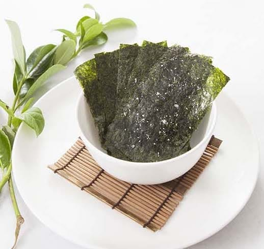 how to cook Korean style nori _seaweed_nori