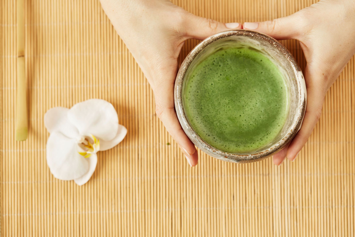 traditional matcha Japanese superfoods weigtloss