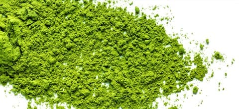 stone ground matcha powder