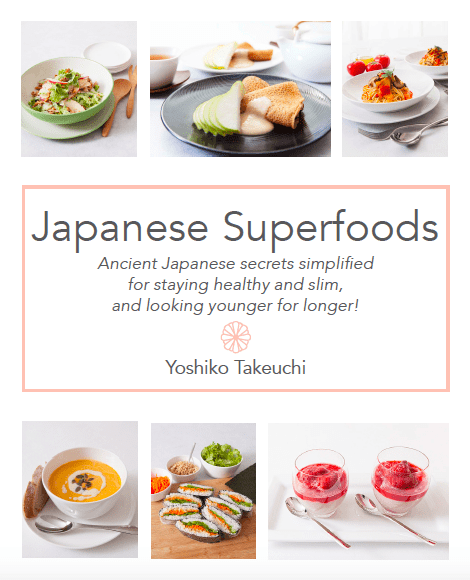 Japanse Superfoods E-Book