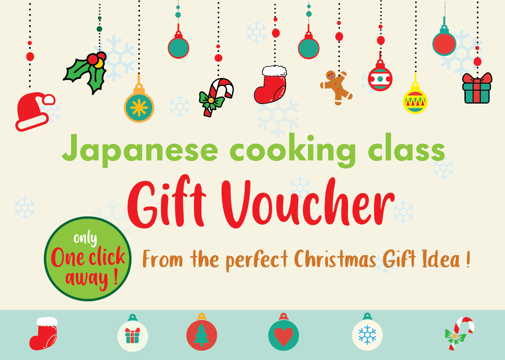 An Exclusive Offer Just For You This Christmas! | Cooking with Yoshiko
