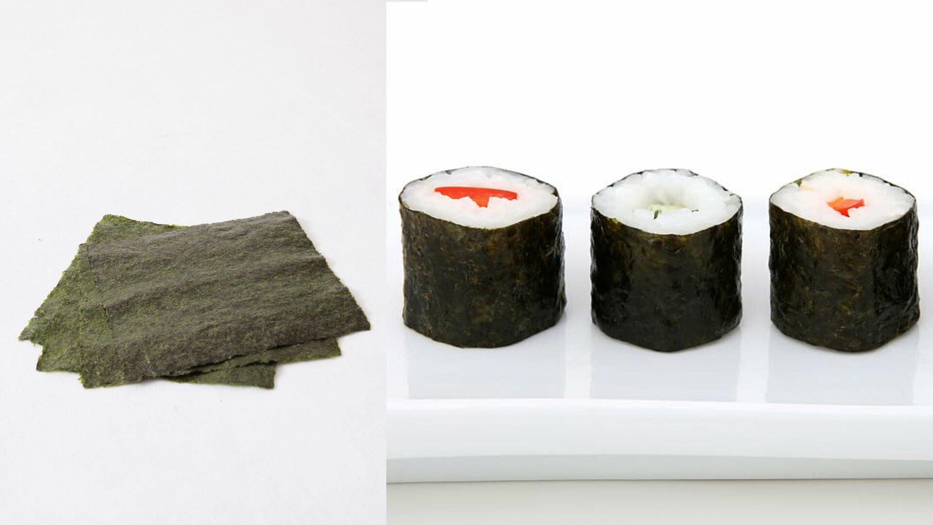 Japanese Nori Sushi